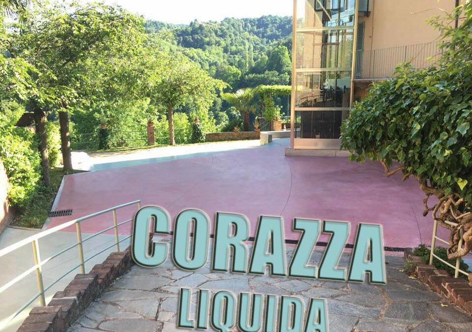 CORAZZA liquida: cos'è e come funziona
